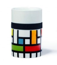 Mondrian Lattice Mug